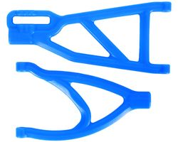 RPM80195 Revo rear arms- blue
