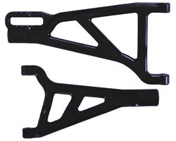 RPM80222 Revo front left arms- black