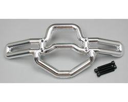 RPM80103 T/e- maxx chrome front bumper