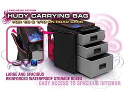 HD199120 Hudy 1/10 & 1/8 Carrying Bag