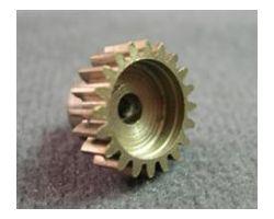 RW0620 .6 module pinion 20 t.