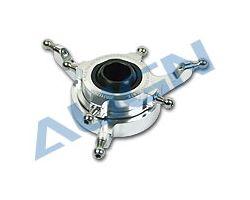 HN7017QF Trex 700 silver cnc swash plate