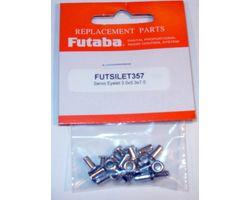 FUTSILET357 Servo Eyelet 3.0x5.3x7.0