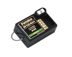 FUTR124H29 Receiver R124H AM 29 4 Channel Mini