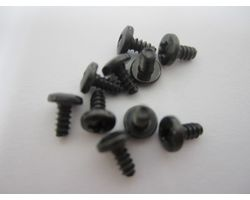 FUTSHRNSCRW24 Servo Horn Screw 2x4 10pcs/pack