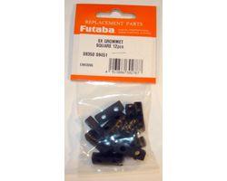 FUTSXFS9350 Servo Grommet Flange Damper s9350/9451 12pcs/pack