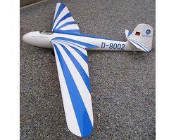 LETHABICHTB Habicht glider blue