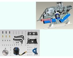 0306-901 Sdx ep conversion kit