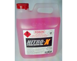 695996006145 Nitro-x prorace hp173/25% hd nitro 4 litre bottle