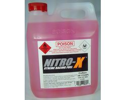 695996006169 Nitro-x prorace hp173/30% hd nitro 4 litre bottle