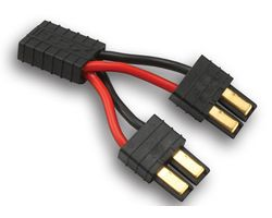 38-3064 Traxxas Wire harness, parallel battery connection (AKA TRX3064)
