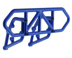 RPM81005 Rear Bumper for the Traxxas Slash - Blue