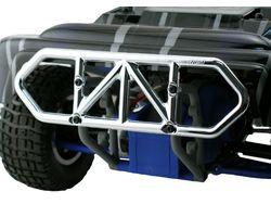 RPM81003 Rear Bumper for the Traxxas Slash - Chrome