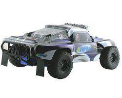 RPM81002 Rear Bumper for the Traxxas Slash - Black