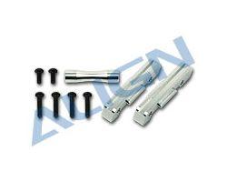 H45091 Trex450 Frame mounting block