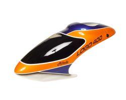 MIK4241 Canopy LOGO 400 orange/blue/white