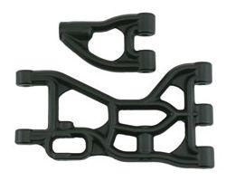 RPM82252 RPM Rear Upper & Lower A-arms - Black - Baja 5b