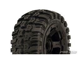 PR1148-13 (xtr) pair pre-assembled on black desperado wheels