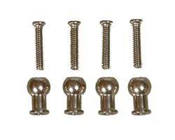 MIK4231 Ball bolts for swashplatem2 (4pce)