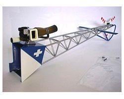 0301-126 Xrb-sr lama tail truss with dummy engine (blue)