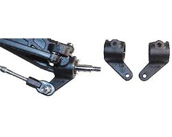 RPM80372 Traxxas front bearing carriers