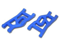 RPM80495 Nitro stampede rust & sport front a-arms -blue
