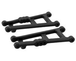 RPM80182 Elec stampede/rustler rear arms- black
