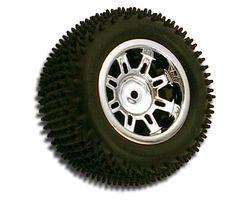 RPM73203 Spider mini - t wheels -ft chrome