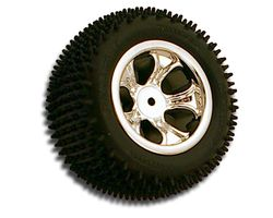 RPM73103 Bully mini t wheels- ft chrome