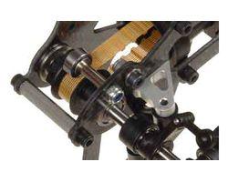 MIK4175  Carbon belt tensioner LOGO 600-3d discontinued