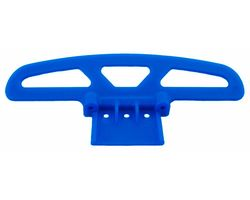 RPM70035 Assoc. RC18T/MT/B/R Wide Front Bumper - Blue