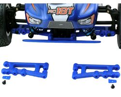 RPM70075 Assoc. RC18T/MT/B Front or Rear A-arms - Blue