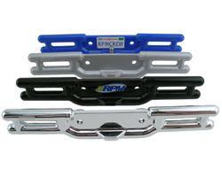 RPM80483 Revo Chrome Rear Tubular Bumper