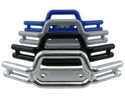 RPM80455 Revo Blue Front Tubular Bumper