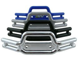 RPM80453 Revo Chrome Front Tubular Bumper