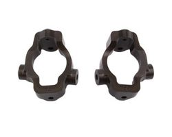 LOSA1711 Alum. Front Spindle Carriers ; 8ight T