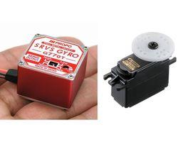 JRPG770.3500G Jrg770 gyro & ds3500g hi speed servo combo