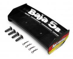 HPI-85452 Baja 5b Rear Wing Kit Black