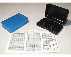 RPM80415 Blue pinion case