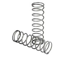 "LOSA5461 15mm Springs 3.1"" x 4.0 Rate, Grey"