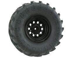 RPM82232 Revolver black crawler wheels wide
