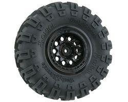 RPM82222 Revolver black crawler wheels narrow