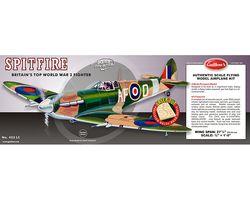 GU403 SPITFIRE WWII BALSA KIT