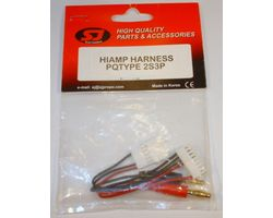 SJHIAMP2S High Amp 2S Harness for SJ LiPo Balancer