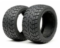 HPI-4840 HPI tarmac buster tire m compound (rr)