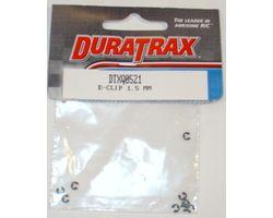 DTXQ0523 2.5mm E clip (10pk)