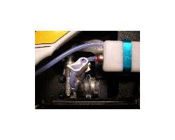 FMP1010 Fuel shutoff clamp-white 4ea/pk