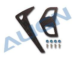 HS1213-00 Carbon fibre stabilizer 3pk black