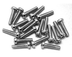 2533-005 Pan head screw M2X8