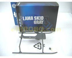 0301-028 Xrb lama skids (gray)